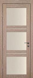 Межкомнатные двери из массива сосны со стеклом 2000х600, 700, 800, 900 от - foto 3