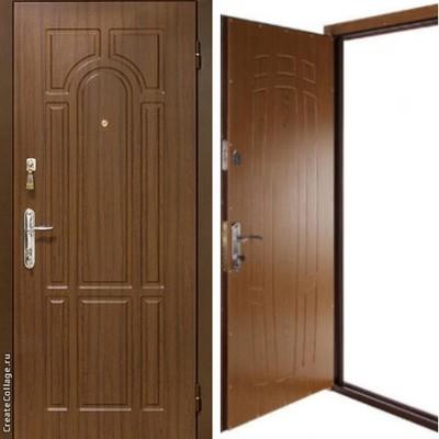 Входные двери «Люкс» 2040*1030*60  от производителя  - main