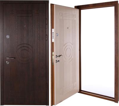 Входные двери «Триумф» 2080*1030*80  от производителя  - main