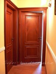 Двери и перегородки из дерева. Изготовление,  монтаж в Харькове. - foto 0