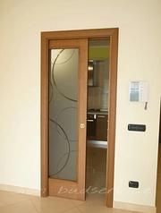 Двери и перегородки из дерева. Изготовление,  монтаж в Харькове. - foto 4