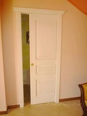 Двери и перегородки из дерева. Изготовление,  монтаж в Харькове. - foto 5