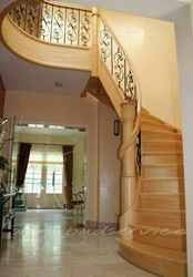 Деревянные лестницы на тетивах. Изготовлени,  продажа в Харькове - foto 2