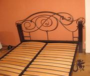 Кованая кровать - foto 1