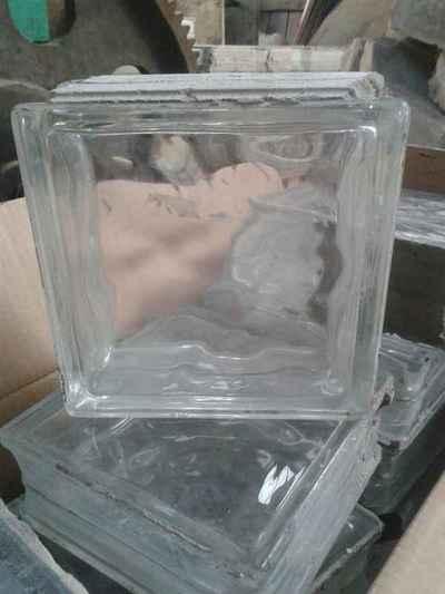 Продам стеклоблоки бу,  размер 240/240, 190/190 - main