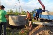 Железобетонные колодезные кольца в Харькове - ФЛП Волощук - foto 1