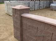Крышки для защиты заборных столбов и парапетов