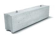 Фундаментные блоки стеновые (полублок)