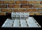 Силиконовые формы для литья гипсового камня и 3D панелей