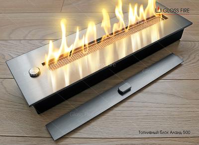 Топливный блок Алаид Style 500  ТМ Gloss Fire - main