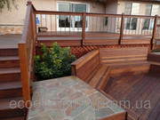 Строим деревянные террасы,  навесы,  веранды - foto 0
