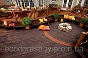 Строим деревянные террасы,  навесы,  веранды - foto 1