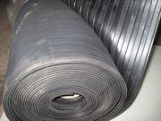 Резиновое напольное покрытие - дорожка - foto 0