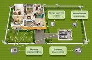 Готовые комплекты видеонаблюдения для частного дома