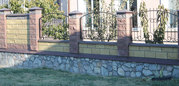 Шлакоблок блок декоративный колотый рваный цветной – «Master Zabor» - foto 2