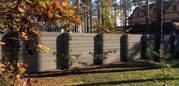 Еврозабор глянцевый,  блок облицовочный,  шлакоблок,  плитка тротуарная,  ворота,  калитки,  кольца железобетонные - компания «Master Zabor» - foto 8
