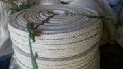 Асбестовый  - стекловолокнистый квадратный шнур. - foto 0