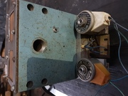 Продам пневмораспределитель,  ножи 520х75х25 мм для гильотины - foto 0