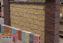 Шлакоблок,  блок декоративный — надежный стеновой камень - main