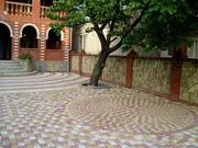 Укладка тротуарной плитки.  - foto 0