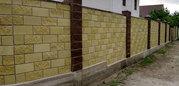 Еврозабор,  блок,  шлакоблок,  плитка тротуарная,  ворота,  кольца ж/б - foto 0
