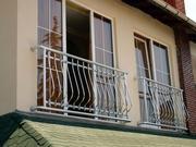 Французские окна из алюминия и стали - foto 1