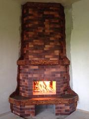 Строительство печей,  каминов и барбекю - foto 1