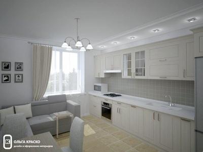 Дизайн интерьеров жилых помещений - main