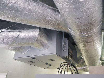 Монтаж системы вентиляции и кондиционирование - main