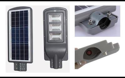 Светодиодный прожектор на солнечной батарее(пр-во Германия) - main